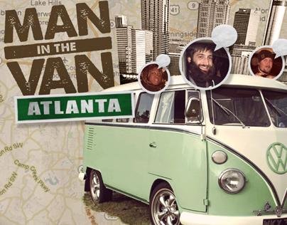 Natural American Spirit, Man in the Van