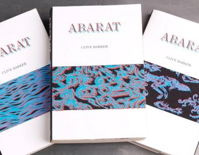 'Abarat' Book Cover 3D Re-Designs.