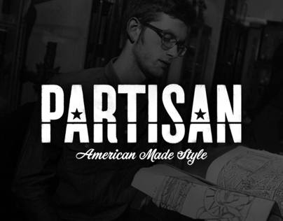 Partisan Style Brand Identity & eCommerce Website