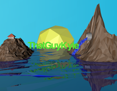 Low Poly 2nd Attempt