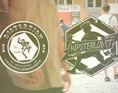Distortion // Hipsterløbet