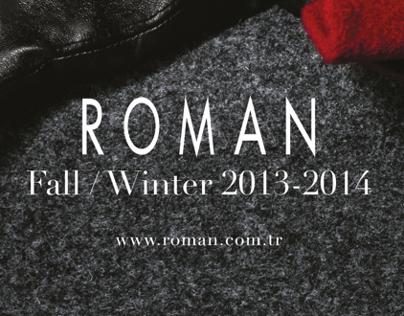 ROMAN fashion 2013-2014