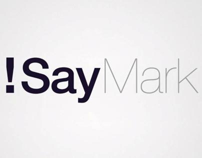 SayMark