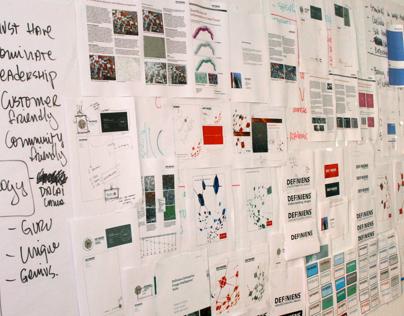 Definiens – Corporate Design
