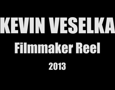 Kevin Veselka 2013 Reel