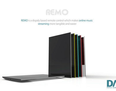 REMO - REMOTE CONTROL FOR STREAMING MUSIC