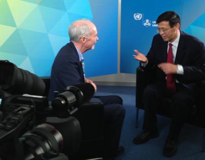 UNU Conversation Series video interviews