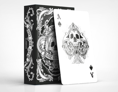 Love & Live: MoInk Poker Cards Preview