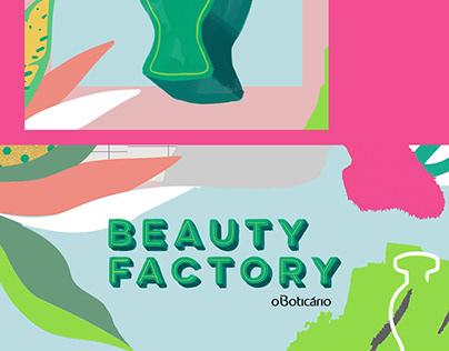 Boticário - Beauty Factory