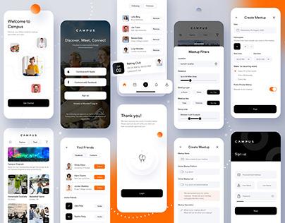 Campus - Meetup App