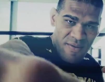 Vídeo Pezão UFC