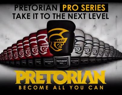 Vinheta 7 segundos Pretorian Become All You Can