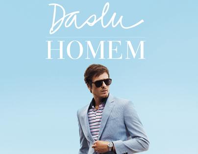 Campanha Daslu Homem