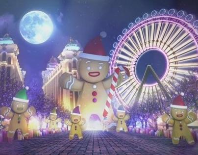 Galaxy Macau Christmas Video 2011