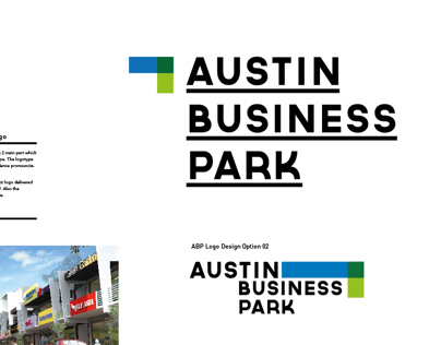 A. Business Park Branding Proposal