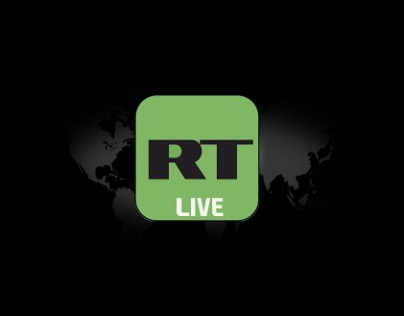 On-air on Russia Today