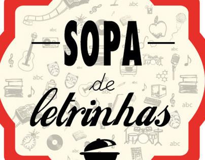 Logo Sopa de Letrinhas