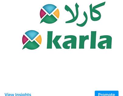 Logo of karla
