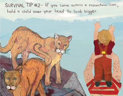 Survival Tip Limited Edition Prints