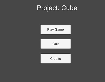 Project: Cube