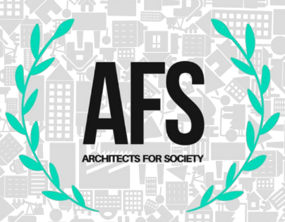 Architects for Society - Logo Redesign