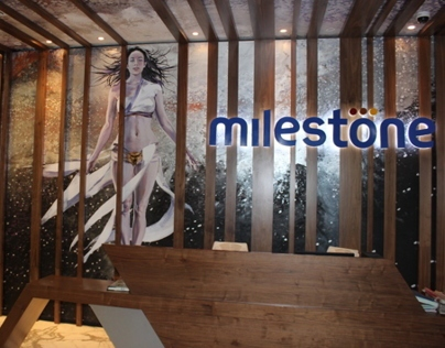 MILESTONE HEAD OFFICE @ MUMBAI, INDIA