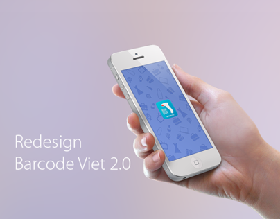 Redesign Barcode Việt 2.0