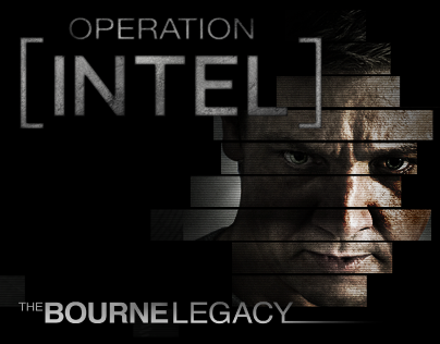 Operation Intel - The Bourne Legacy