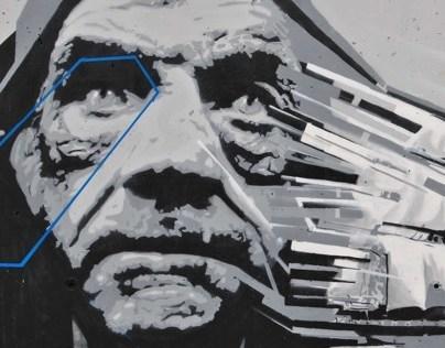 Concurso de Graffiti de Almada 2013