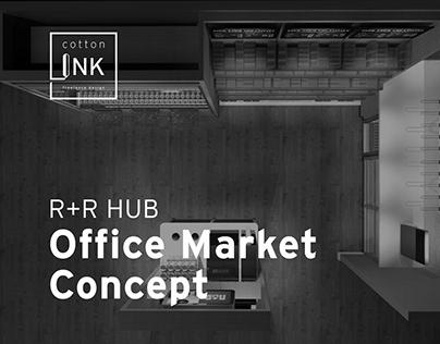 Office Market Concept   2020