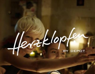 """DEPOT """"Herzklopfen"""" (TV Commercial)"""