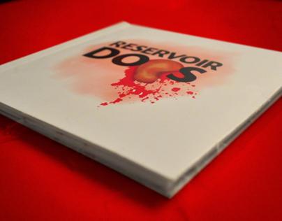 Reservoir Dogs Illustration Book