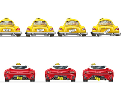 Whacksy Taxi (iPhone)