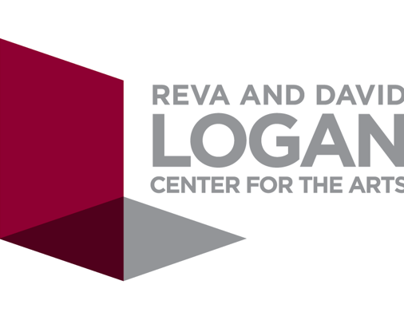 Logan Center for the Arts identity