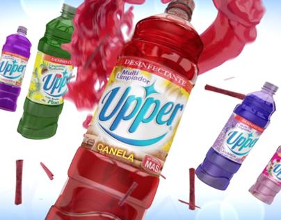 UPPER Desinfectante