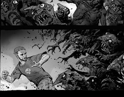 Demon Slayer - comics short story