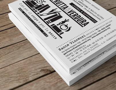 Cooperativa Sante Vincenzi | Flyer