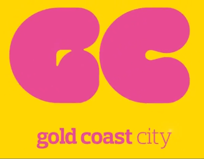 Gold Coast City Ident Concept