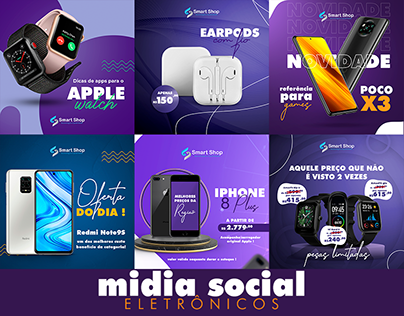 Social Media 2021 Smart Shop