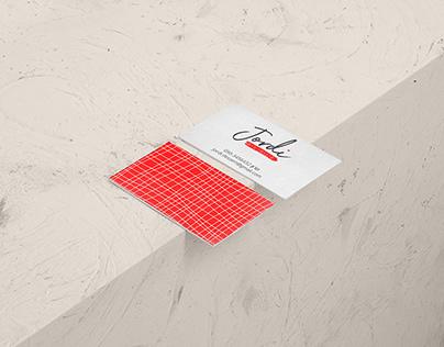 Jordi Branding & Identity