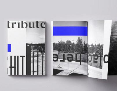 tribute / magazine