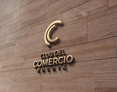Branding Club del Comercio de Bogotá