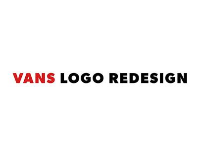 Vans Logo Redesign