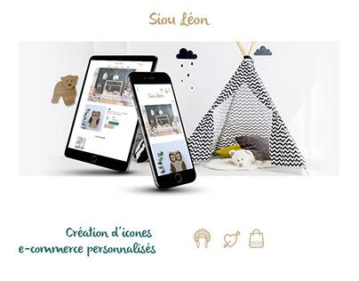 E-commerce Siou Léon