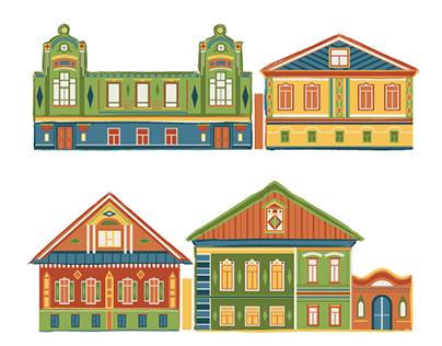 Wall Art for President's School in Kazan