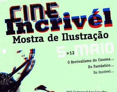 """Exposição Colectiva """"Cine-Incrivel"""""""