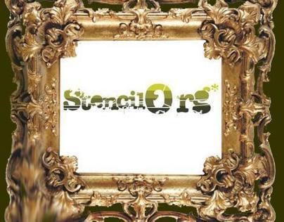 """Exposição """"Stencil-Org"""""""