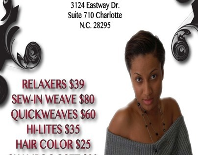 Beauty Salon Flier