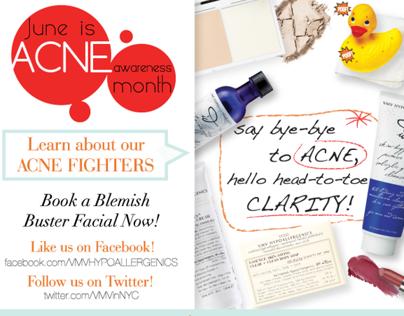 Acne Awareness Campaign