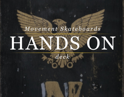 Movement Skateboards | Hands On
